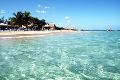 Jamaican sea Stock Photos