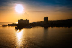 Jamaican Sunrise Stock Images