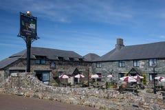 Jamaika-Gasthaus, Cornwalls legendäres Kutscherhaus lizenzfreie stockbilder