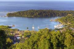 Jamaika, PortAntonio Stockfotografie