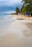 Jamaikanischer Strand Stockbild