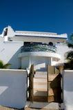 Jamaikanisches Haus Lizenzfreies Stockbild