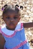 Jamaikanisches Kind Stockfotos