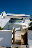 Jamaikanskt hus Royaltyfri Bild