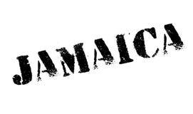 Jamajka znaczka gumy grunge royalty ilustracja