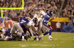 Jamal Lewis, Super Bowl XXXV photos libres de droits