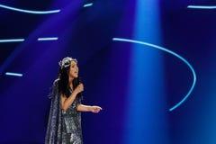 Jamala od Ukraina Eurovision 2017 obraz royalty free
