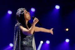 Jamala od Ukraina Eurovision 2017 zdjęcie royalty free