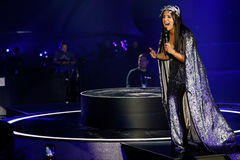 Jamala od Ukraina Eurovision 2017 obrazy royalty free