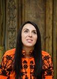 Jamala vinnaren av striden för Eurovision sång 2016 arkivfoto