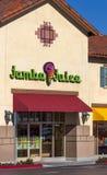 Jamba Juice Restaurant royalty-vrije stock foto's