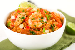 Jambalaya Royalty Free Stock Photography