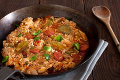 Jambalaya Royalty Free Stock Images
