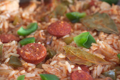 Jambalaya Royalty Free Stock Photo