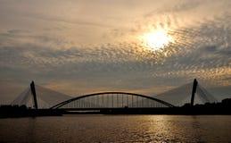 Jambatan Seri Saujana Obrazy Stock