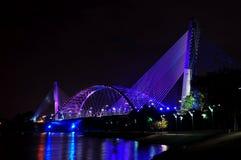 Jambatan Seri Saujana Imagem de Stock Royalty Free