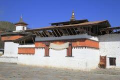 The Jambay Lhakhang Royalty Free Stock Photo