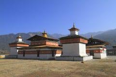 The Jambay Lhakhang Royalty Free Stock Photos