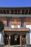The Jambay Lhakhang Royalty Free Stock Photography