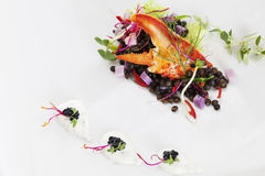 Jambe de homard Photographie stock