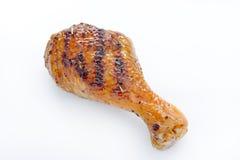 Poulet grillé Photo stock