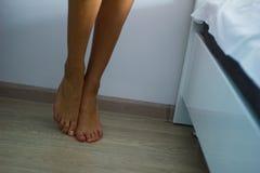 Jambes chaudes de fille