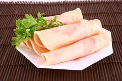 Jambon Image libre de droits