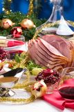 Jambon de miel de Holliday Images stock