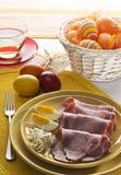 Jambon de Pâques images stock