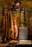 Jambon e salsiccia fotografie stock libere da diritti