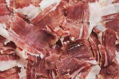 Jambon espagnol Photos stock