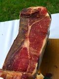 Jambon of Ham Stock Foto