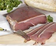 Jambon italien Image stock