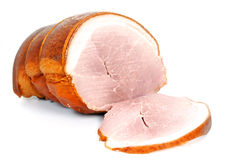 Jambon savoureux Photo stock