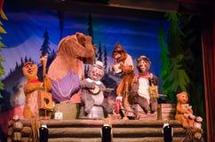 Jamboree медведя страны Стоковая Фотография