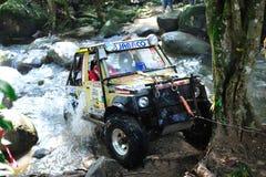 Jamboree 2008 de Malaysia 4x4 Imagem de Stock