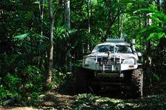 Jamboree 2008 della Malesia 4x4 Immagini Stock Libere da Diritti