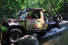 Jamboree 2008 della Malesia 4x4 Fotografia Stock
