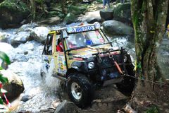 Jamboree 2008 della Malesia 4x4 Immagine Stock