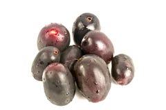 Jambul или Jamun (cumini Syzygium) Стоковое фото RF
