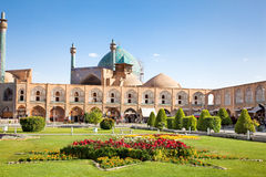 Jame Abbasi mosque , Esfahan, Iran Royalty Free Stock Photos