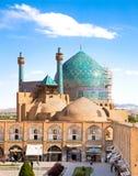 Jame Abbasi mosque, Esfahan, Iran Stock Images