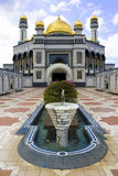 Jame'Asr Hassanil Bolkiah Mosque Royalty Free Stock Photography