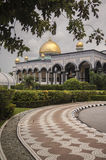 Jame Asr Hassanil Bolkiah Mosque Bandar Seri Begawan, Brunei Stock Photos