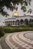 Jame Asr Hassanil Bolkiah Mosque Bandar Seri Begawan, Brunei Stock Photos