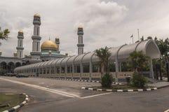 Jame Asr Hassanil Bolkiah Mosque Bandar Seri Begawan, Brunei Stock Photography