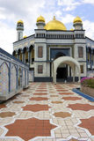 Jame'Asr Hassanil Bolkiah Mosque, Brunei Royalty Free Stock Photos