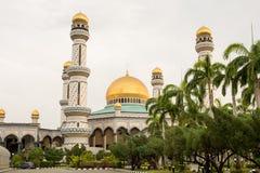 Jame Asr Mosque en Brunei Foto de archivo libre de regalías