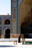 Jame Mosque in Esfahan, Iran Stock Photos
