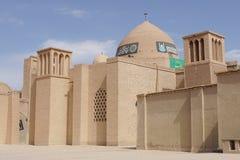 Jame Mosque, Nain, Iran, Azië Stock Foto